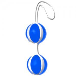 """Анално-вагинални топчета """"BMB BLUE"""" 2 бр."""