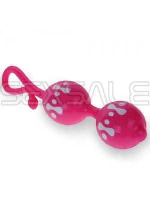 "Вагинални топчета ""ORGASMIC BALLS PINK"""