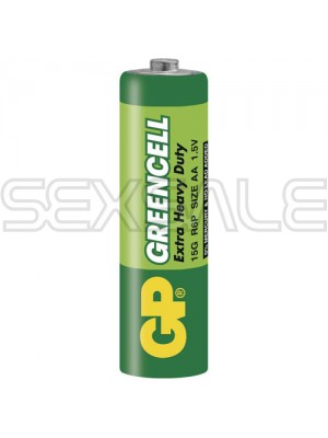 "Батерия ""GP GREENCELL"" 1.5 V AA"