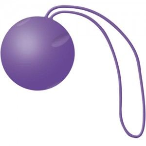 "Силиконово вагинално топче ""JOYBALLS PURPLE"" 3.5 см."