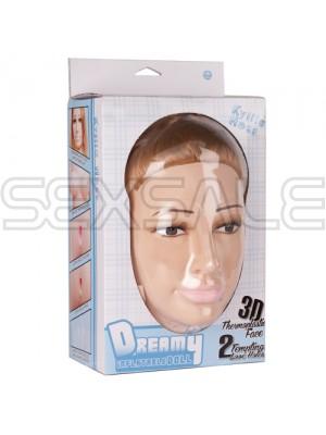 """Кукла """"KYLILA HESS"""" 3D"""