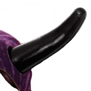 """Вибро пенис колан """"PIPEDREAM SATISFACTION"""" 13 см."""