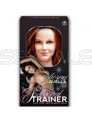 "Кукла ""QUELLA"" 3D с Кибер Кожа"