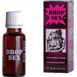 """Възбуждащи капки """"DROP SEX"""" 20 мл."""