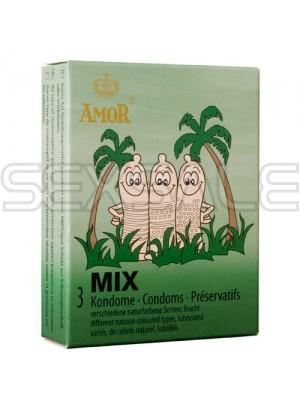 "Презервативи ""AMOR MIX"" 3 бр."