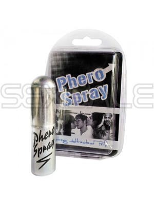 """Мъжки спрей с феромони """"PHERO SPRAY"""" 15 мл."""