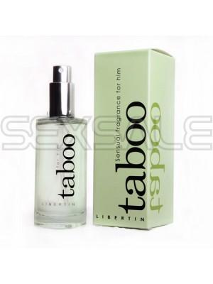 """Мъжки парфюм с феромони """"TABOO"""" 50 мл."""