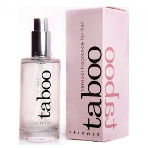 """Женски парфюм с феромони """"TABOO"""" 50 мл."""