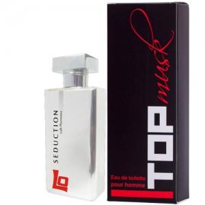 """Мъжки феромомен парфюм """"TOP MUSK"""" 75 мл."""
