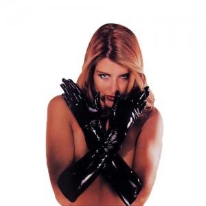 "Латексови ръкавици ""SHARON SLOANE"""