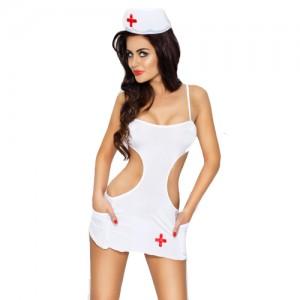 "Еротичен комплект Медицинска сестра ""PASSION AKKIE"""