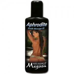 """Еротично масажно олио """"MAGOON"""" Афродита 100 мл."""