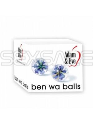 """Вагинални стъклени топчета """"BEN WA BALLS"""" 2 бр."""