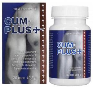 """Секс стимулант за подобряване на сперма """"CUM PLUS"""" 30 таблетки"""