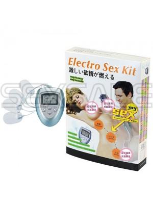 "BDSM Комплект за електро секс SLIMMING MASSAGER"""