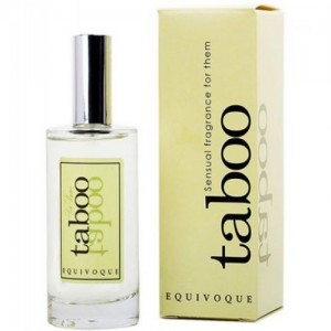 """Феромонен парфюм за двойки """"TABOO EQUIVOQE"""" 50 мл."""