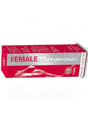 """Женски феромонен парфюм """"FEMALE"""" 14 мл."""