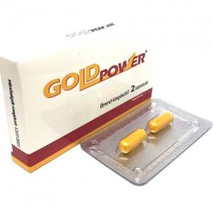 "Секс стимулант ""GOLD POWER"" 2 таблетки"