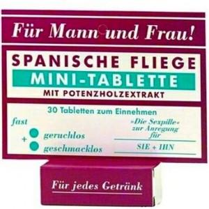 Възбуждащи таблетки '' ИСПАНСКА МУХА '' мини 30 таблетки
