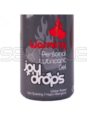 "Загряващ лубрикант ""JOYDROPS WARMING"" 50 мл."