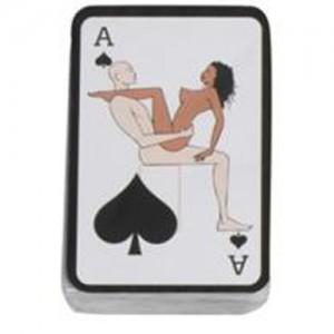 """Джобни карти за игра с анимирани секс пози """"KAMA SUTRA"""""""