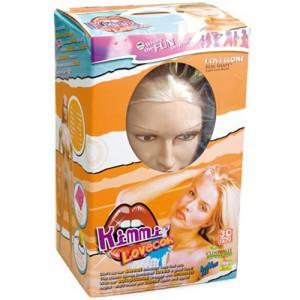 """Кукла """"KIMMI"""" 3D Супер Реалистична"""