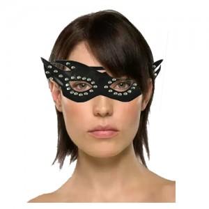 "Кожена маска за лице ""CARNAVAL BLACK"""