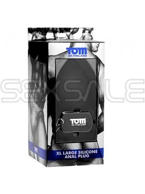 """Анален разширител Butt Plug """"TOM OF FINLAND"""" 11.5 см. L-размер"""