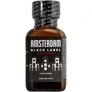 "Попърс ""AMSTERDAM BLACK LABEL"" 24 мл."