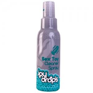 """Спрей за почистване на секс играчки """"JOY DROPS"""" 100 ml."""