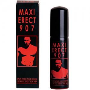 """Възбуждащ спрей за мъже """"MAXI ERECT 907"""" 25 мл"""