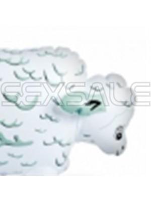"Надуваема мини овца ""STELLA"" 30 см."