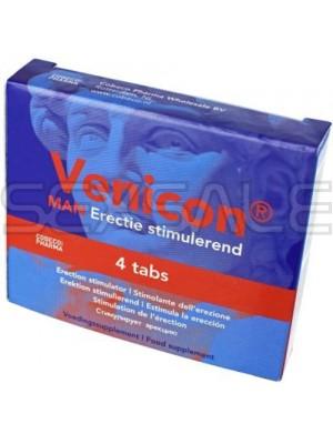 "Секс стимулант ""VENICON MAN"" 4 таблетки"