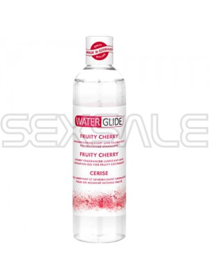 "Лубрикант ""WATER GLIDE FRUITY CHERRY"" 300 мл. ар. Череша"
